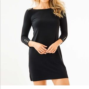 Lilly Pulitzer Sophie Dress in Onyx